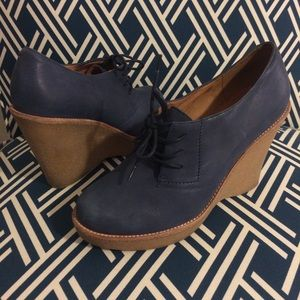 Jeffrey Campbell LEATHER Oxford Heels